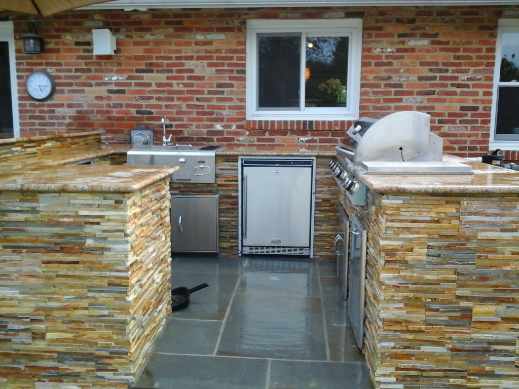 Patios And Outdoor Fireplace Mcp Chimney Masonry Inc