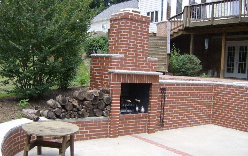 Outdoor Fireplace Benefits
