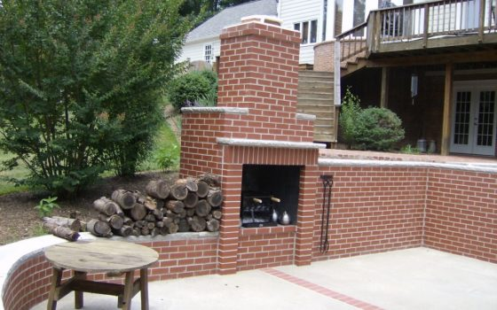 Outdoor Fireplace Safety