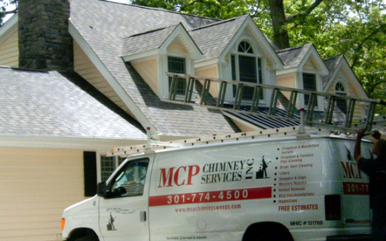 Chimney Cleaning Sweeping Amp Repair Services Damascus Md