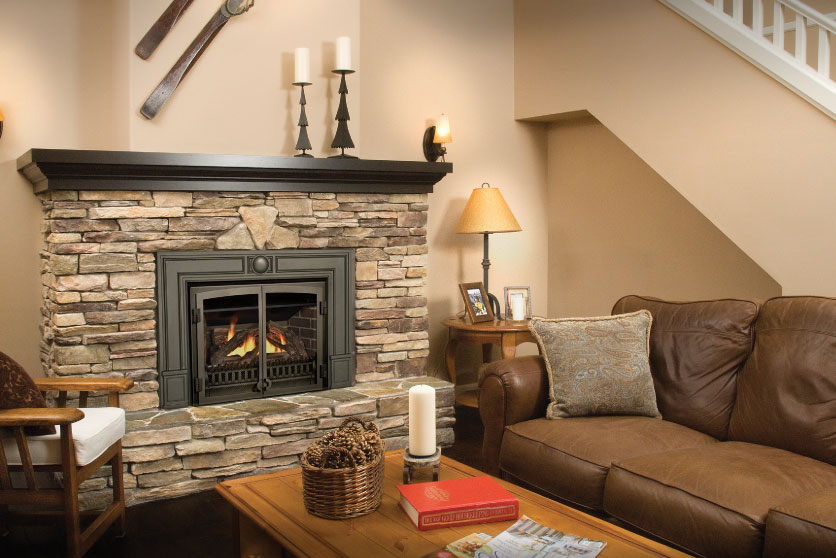 Saving Money with an Efficient Fireplace