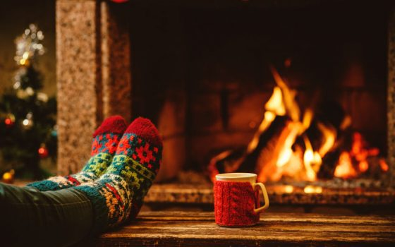 How to Get Your Fireplace and Chimney Ready for Wintertime