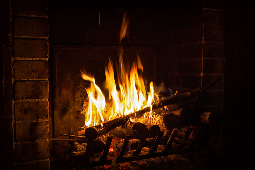 How Not to Burn Down Your House when Using Your Wood Fireplace