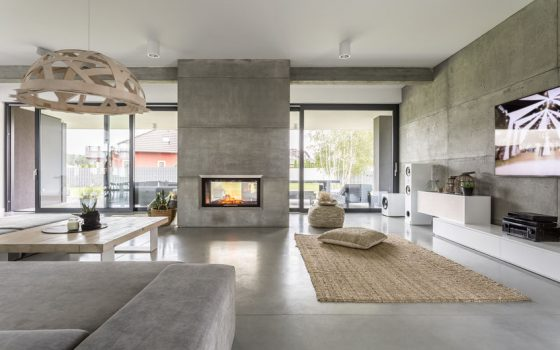 Five  of the Latest Trends in Fireplace Technology